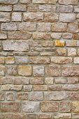 picture of grout  - Background Wall Texture of an old section wall - JPG