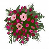 Wreath Of Flowers