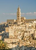 Matera City, Sunny View