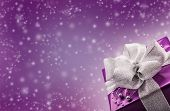 foto of ribbon bow  - Christmas or Valentine - JPG