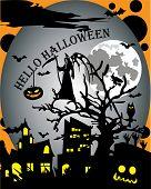 Happy Halloween Card 3