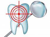 tooth at gunpoint
