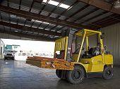 Delivery Forklift