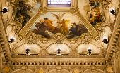 The Palais Garnier, Opera de Paris, interiors and details