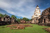 Prasat Phanom Wan,Khmer Ruin in  Nakhon Ratchasima