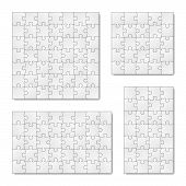 Collection Of Puzzle Templates