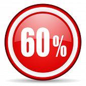 60 percent web icon