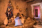 Ksar Ait Ben Haddou Kitchen
