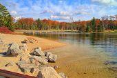 Autumn Lakeshore