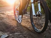 Wheel Bike Bicycle Detail