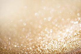 foto of glow  - Christmas Background - JPG