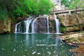 Waterfall At River Andaka