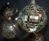 Mirrorball And Glitterballs  Christmas  New Years