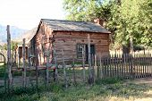 Old Mountain Cabin