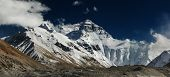 Monte Everest, North face