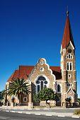 Lutheran church in Windhoek, Namibia