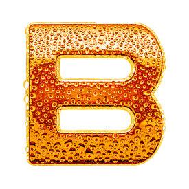 pic of alphabet letters  - Orange gold alphabet symbol  - JPG