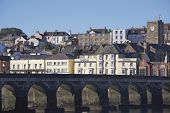 Bideford Devon River Torridge