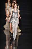 Jenny Packham Fall/winter 2011 Collection - Runway - New York Fashion Week