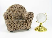 Armchair Miniature