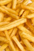 foto of potato chips  - french fries or chips close up - JPG