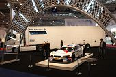Essen, Germany - Nov 29: Bmw Motorsport Stand At The Essen Motor Show In Essen, Germany, On November