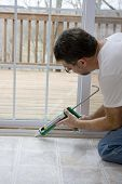 Caulking Doors