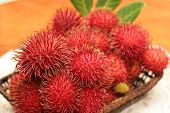 Rambutan Fruits