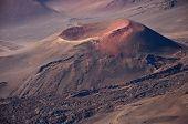 Haleakala Crater Volcanic Cone