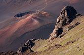 Crater on Haleakala