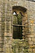 Ruins of Warkworth Castle