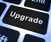 Upgrade Computer Key Showing Software Update Or Installation Fix
