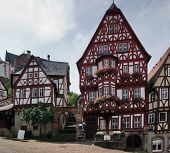 Traditional Houses Miltenberg