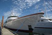Luxurious Yacht