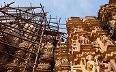 famous erotic temple in Khajuraho