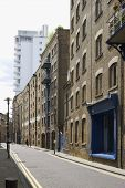 Urban Street In Southwark. London.UK