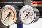 barómetro industrial