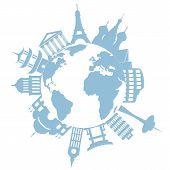 World Travel Landmarks And Monuments