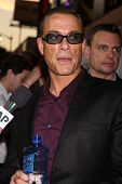 Los Angeles - AUG 15:  Jean-Claude Van Damme arrives at the