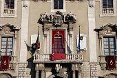 Catania city hall