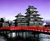 Matsumoto Burg in Japan