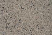 Texture Dark Gravel Limstone Mixed Cement