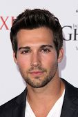 LOS ANGELES - MAY 15:  James Maslow arrives at the 2013 Maxim Hot 100 Party at the Vanguard on May 15, 2013 in Los Angeles, CA