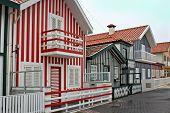 Costa Nova Striped Fishermen's Houses