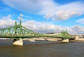 Ponte da liberdade, Budapeste, Hungria
