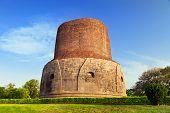 Stupa Dhamekh, India