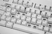 Keyboard Resign