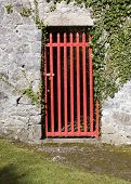 Red Iron Gate
