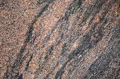 Red And Gray Granite Stone Background Texture