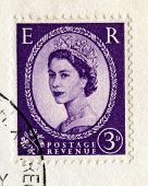 Vintage British Postage Stamp From 1967